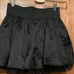 Medium CR black skirt